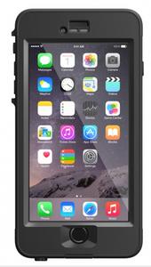 Bilde av Lifeproof iPhone 6+ nuud futteral - svart