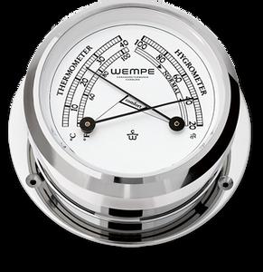 Bilde av Wempe Pirat II: Comfortmeter- chrome